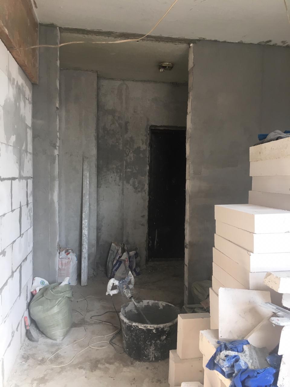 штукатурка стен в сталинке